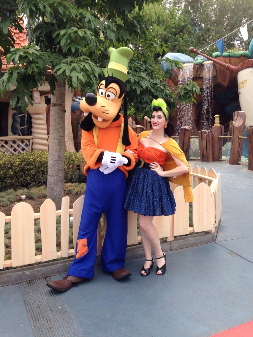 Goofy Disneybound Disneyland Disneybounds In 2019