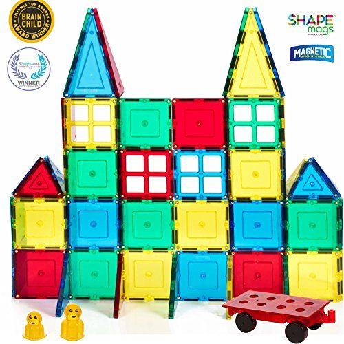 Robot Check Magnetic Toys Magnetic Tiles Magnetic Building Tiles