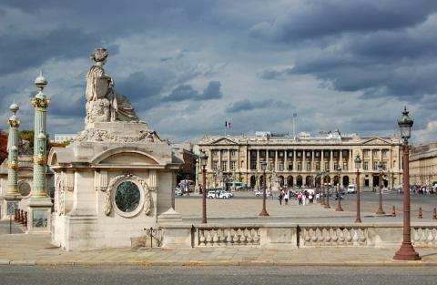 Frankreich, Paris, Place de la Concorde