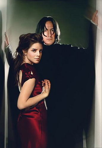 Severus Snape And Hermione Hermione And Severus Photo Shipping