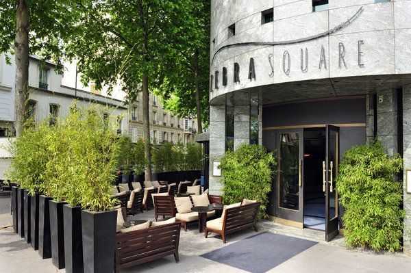 #TravelInspiration Hôtel Square in Paris, France http://www.slh.com/hotels/hotel-square/