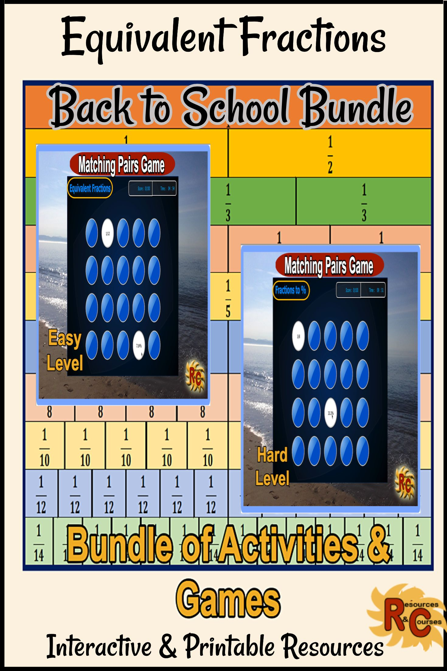 Get Your Back To School Bundle Great Set To Keep Learners