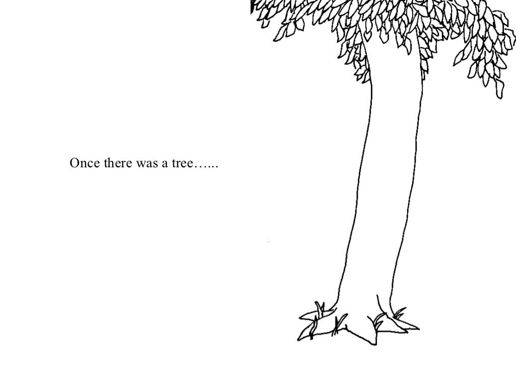 worksheet The Giving Tree Worksheets the giving tree and said come boy climb up my up
