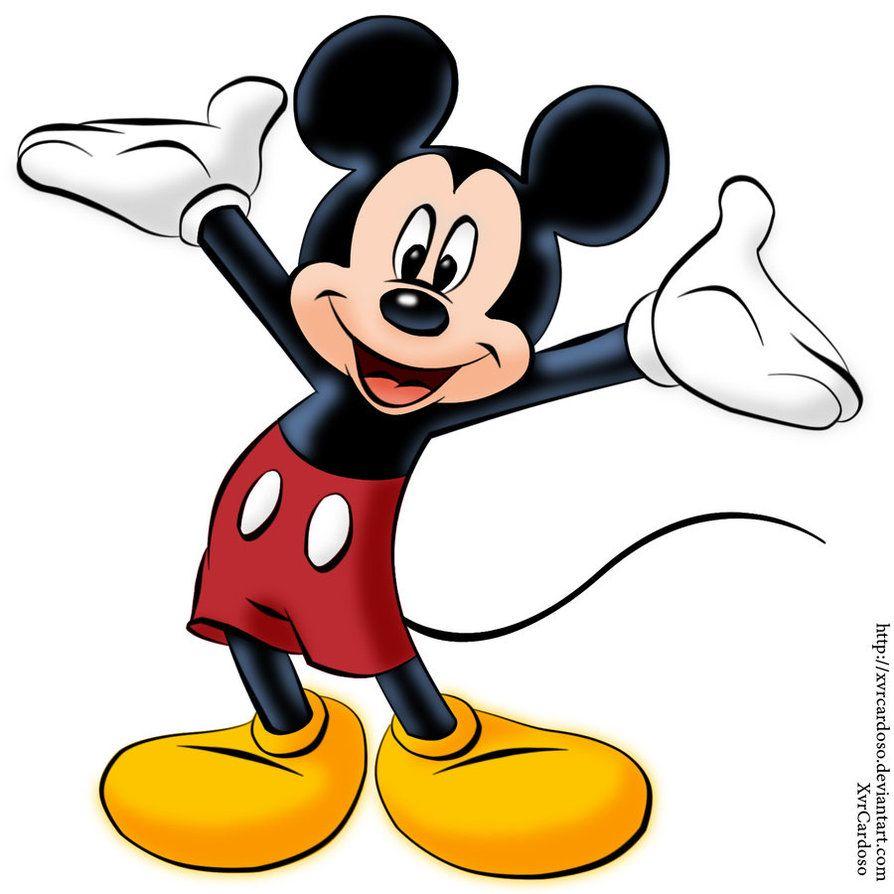 Resultado De Imagen Para Disenos De Dibujos Mickey A Colores Con