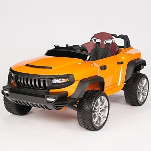 Battery Operated Henes Broon T870 Kids Ride On Car 24V
