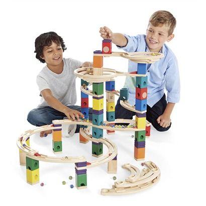 Quadrilla Cyclone Building Set