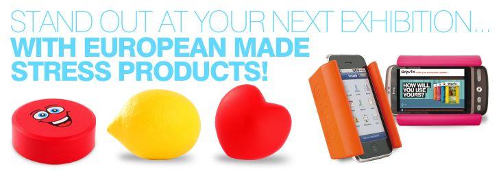European Made Stressballs!