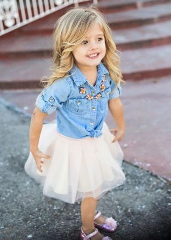 Платья для маленьких девочек как сшить фото 443