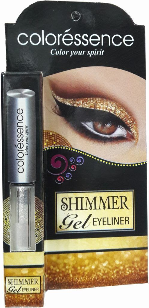 gel liner 6 ml(silver) Coloressence Shimmer gel liner 6 ml(silver) The post Coloressence Shimmer ge
