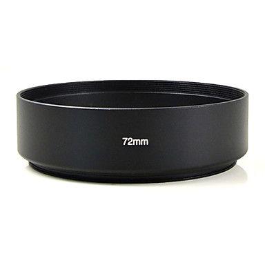 mengs® 72mm alumiini standardi vastavalosuoja Canon nikon sony Olympus jne kaikenlaisia digikameran ja dslr. - EUR € 4.89