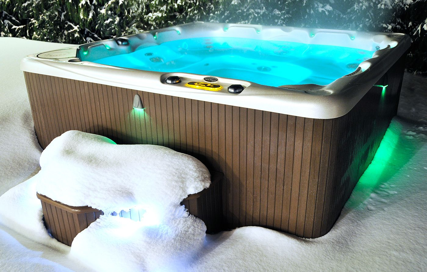 How To Extend The Life Of Your Hot Tub Water Hot Tub Landscaping Hot Tub Spa Hot Tubs
