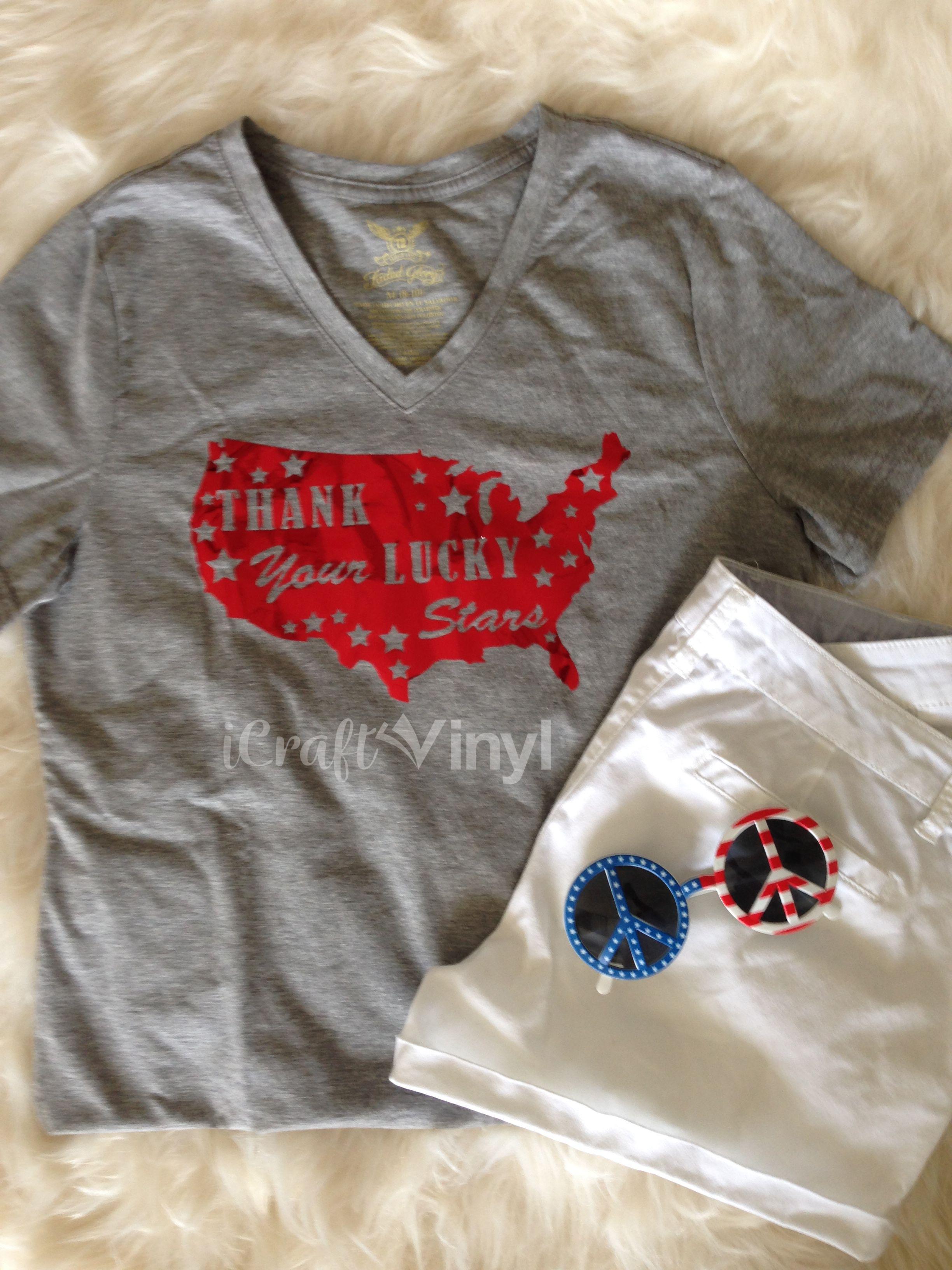 Red Metallic Heat Transfer Vinyl Patriotic 4th Of July Shirt Vinyl Shirts Heat Transfer Vinyl Metal