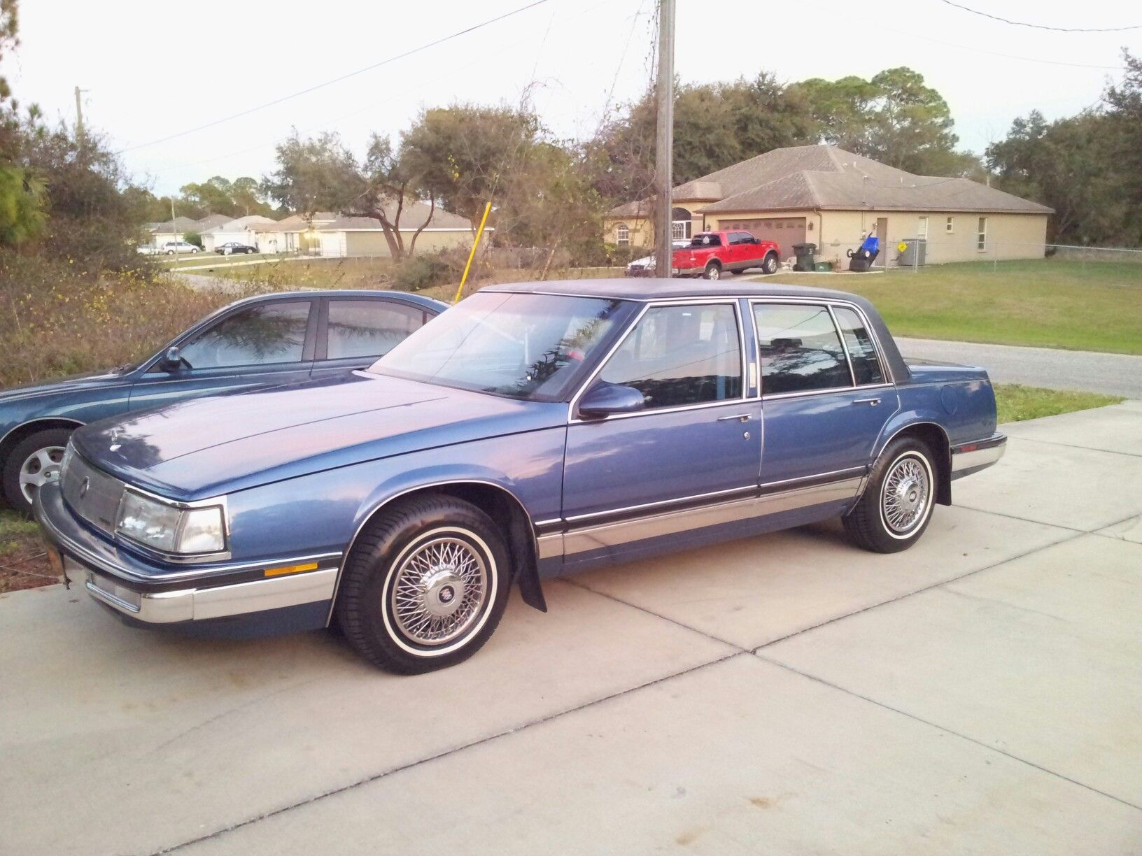 This is my 1990 Buick Park Ave. Buick cars, Buick
