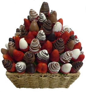 Chocolate strawberry bouquet food pinterest chocolate fresh and fruity provides edible fruity flowers chocolate bouquets fruit flower gifts and unique gifts delivered melbourne wide negle Gallery