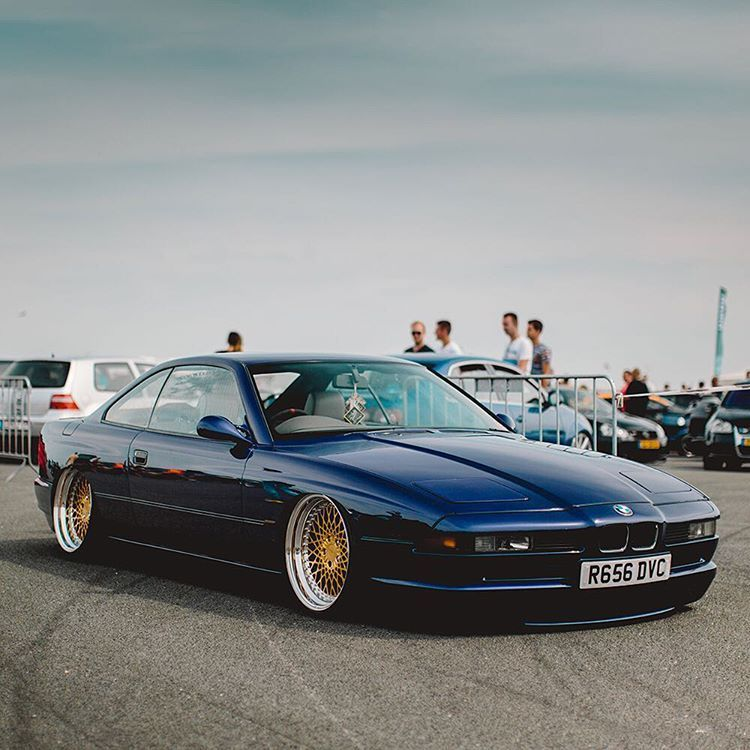 Bmw 8 Series Low Profile Bmwclassiccars With Images Bmw Bmw