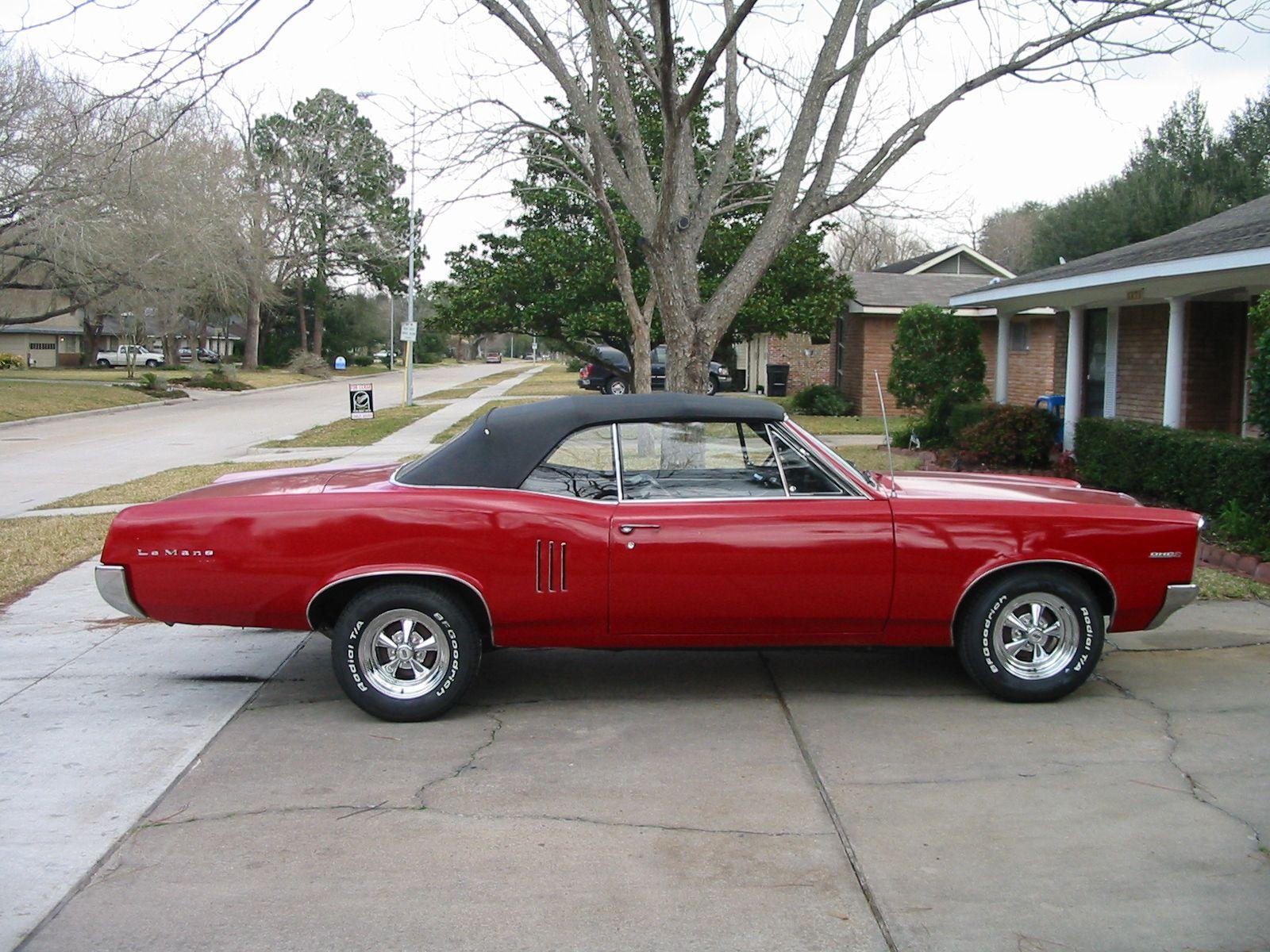 1967 pontiac LeMans | 1967 Pontiac Lemans - HOUSTON 77025 - 0 ...