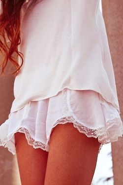 delicate shorts