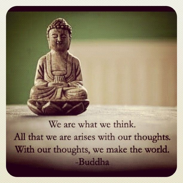 Kill The Buddha Quote: We Are What We Think. All That We Are Arises With Our