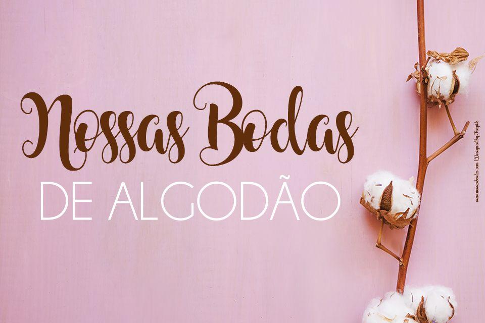 Download Gratuito Para Decorar As Bodas De Algodao Bodas De