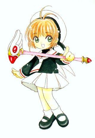 Cardcaptor Sakura | Sakura Card Captors | Pinterest | Cardcaptor ...