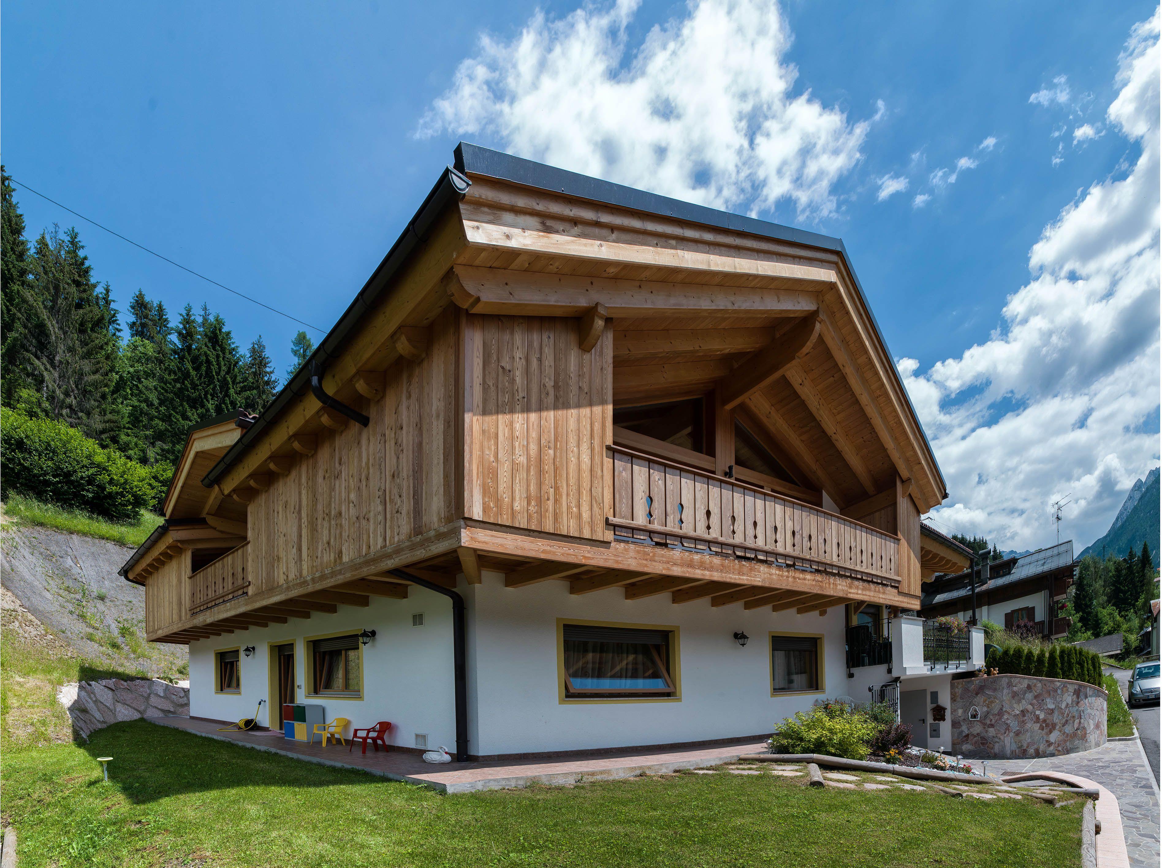 Design in legno Rubner Haus | Casa Rubner 102 | Pinterest