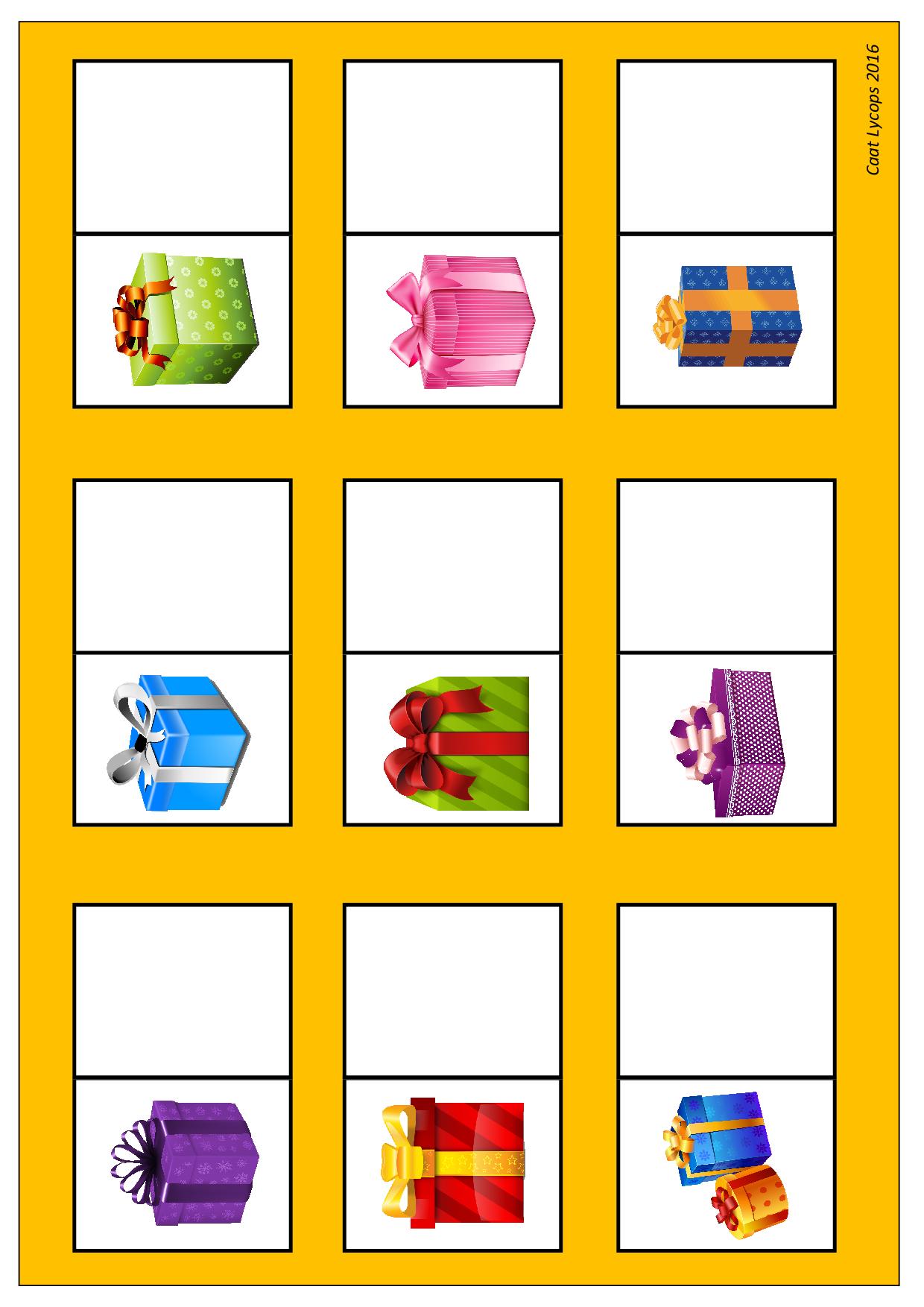 Matching Task Ts