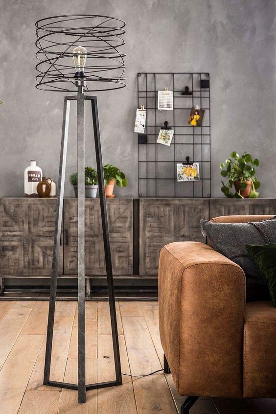 35 Of The Best Floor Lamps In Every Corner Of Your Home Steel