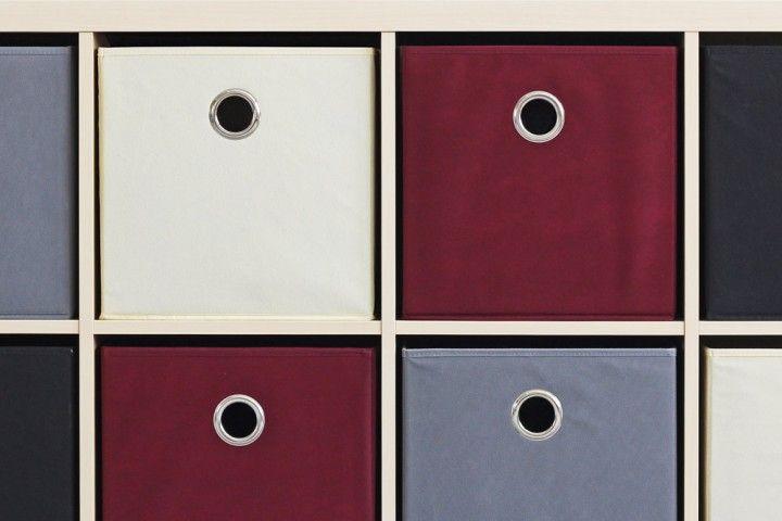 Ikea kallax fach box aufbewahrungsbox deko regal - Aufbewahrungsboxen kinderzimmer design ...