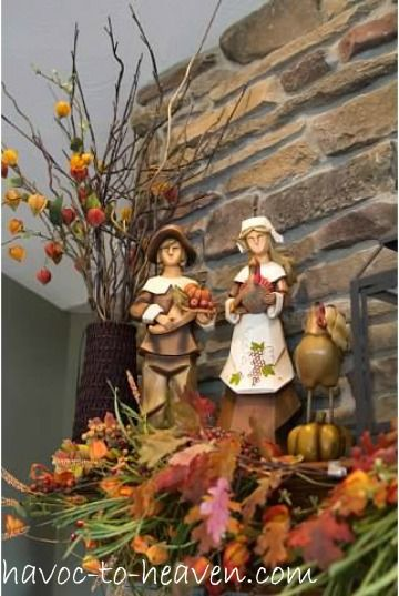 Get Beautiful Thanksgiving Decoration Do it Yourself Project 2