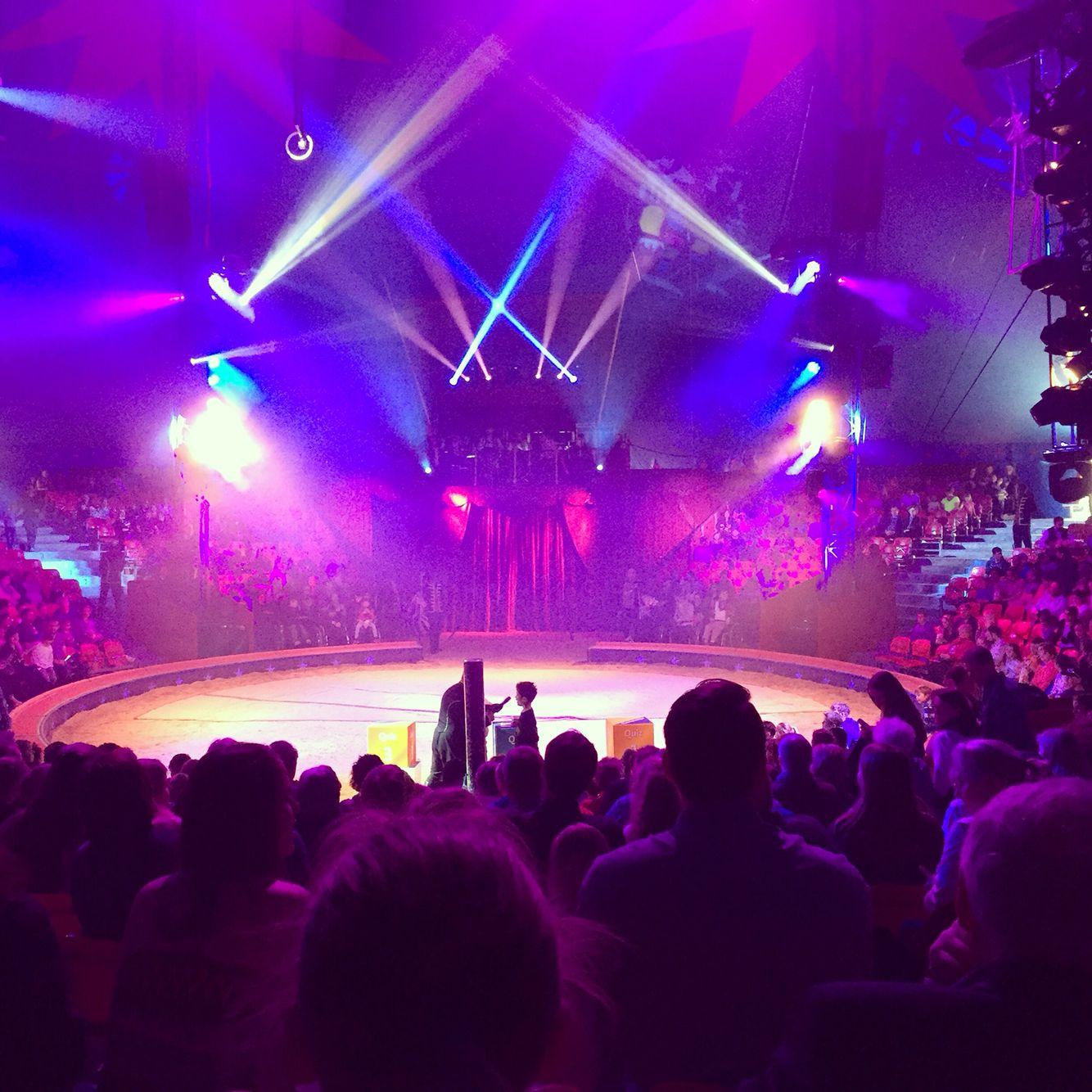 Zirkus Knie 2016! sehr empfehlenswert.