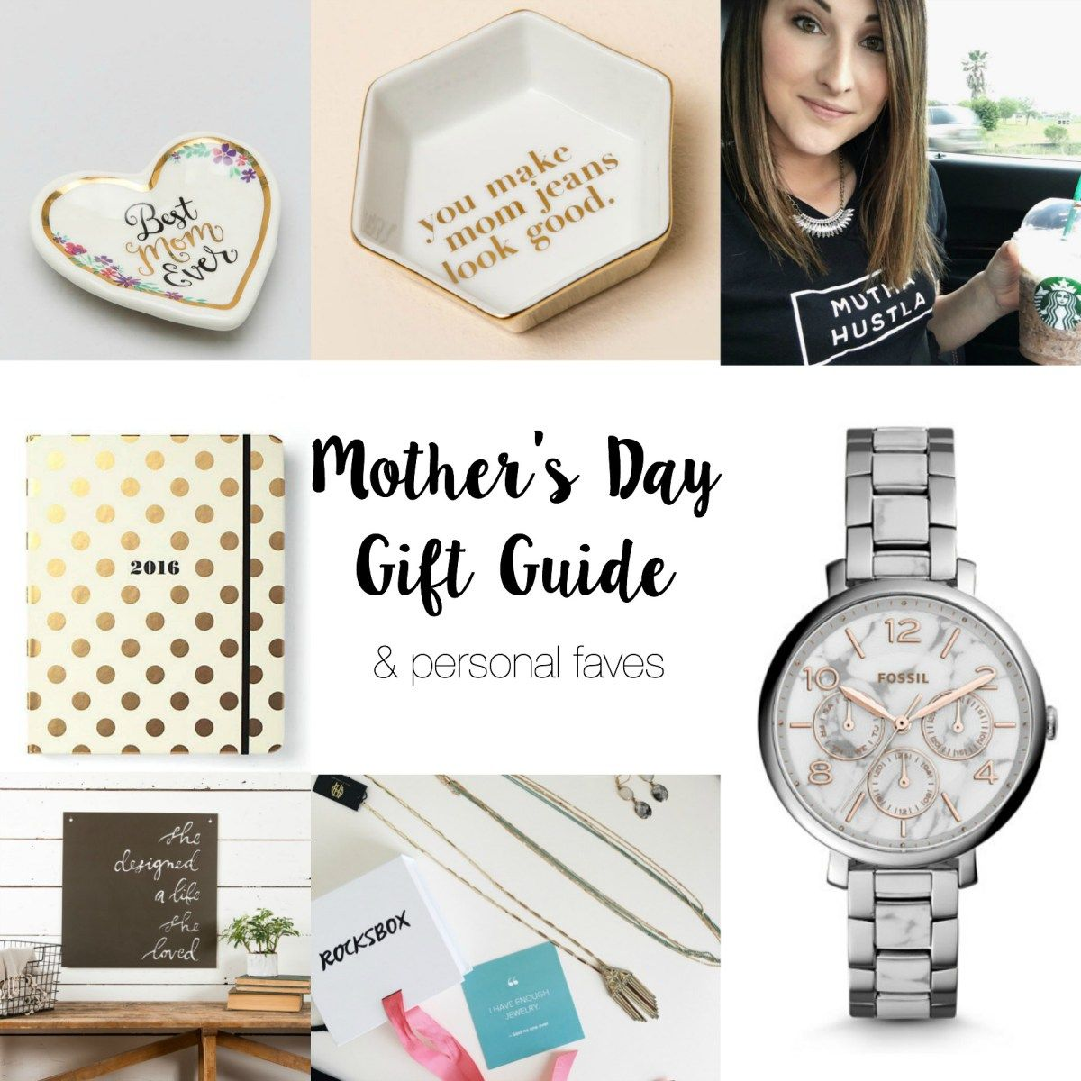 Mother's Day Gift Guide|Personal Faves