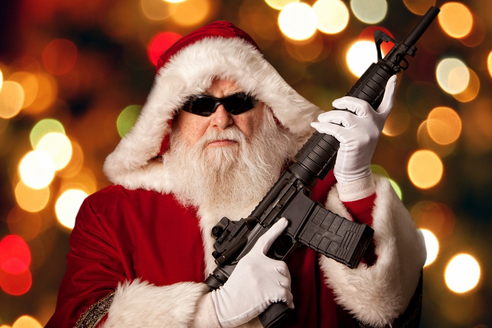 The NRA\'s Twisted List for Santa | Merry Christmas | Pinterest ...