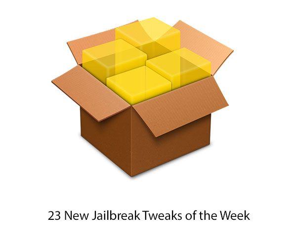 Weekly Roundup: 24 New and Noteworthy Jailbreak Tweaks of the Week (Feb 12)