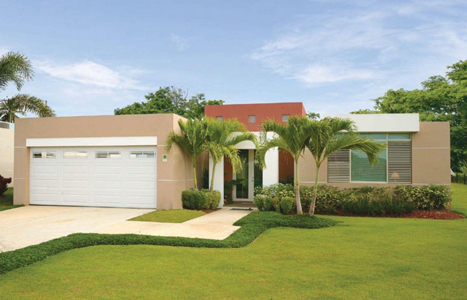 Resultado de imagen para casas modernas en puerto rico for Fotos fachadas casas modernas puerto rico