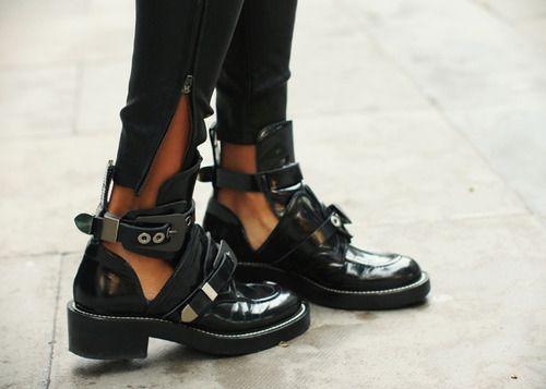 Balenciaga Black Ceinture Boots 9fjQtFgkn