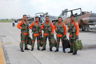 Menjalani Tugas Berat Ini Gaji Pilot Tni Au Republik Indonesia Pilot Indonesia Militer