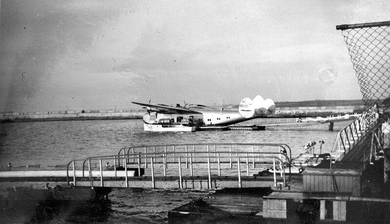 Pan American Airways, Boeing 314 Clipper Flying Boat