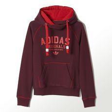 adidas - Fleece Logo Hoodie