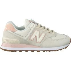New Balance Sneaker low Wl574 Beige Damen New Balance in ...