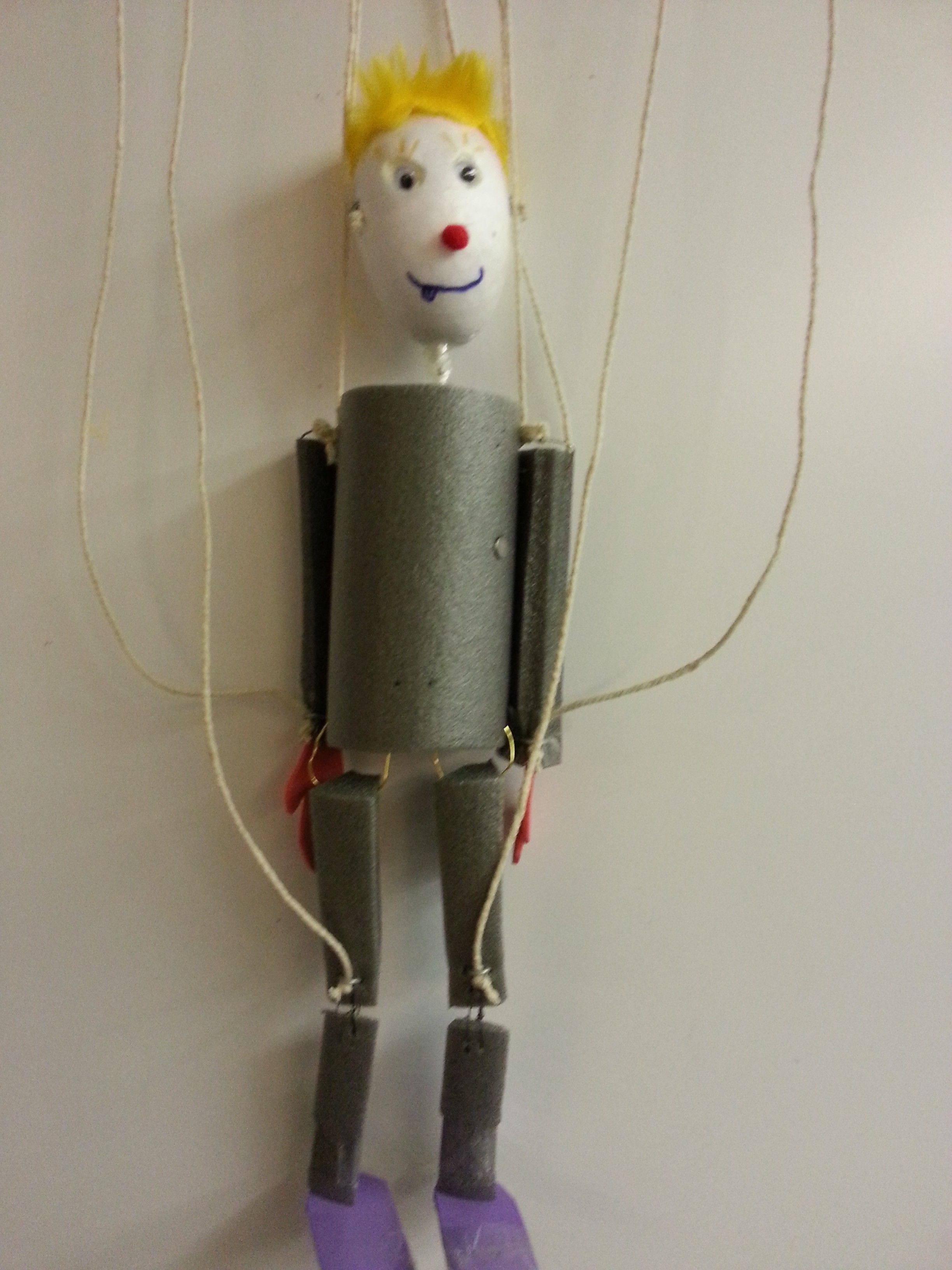 String Puppets Marionette string Puppet