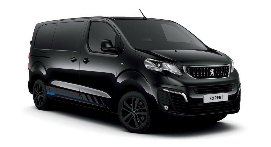 2020 Peugeot Expert Sport Edition Shows Off New Design