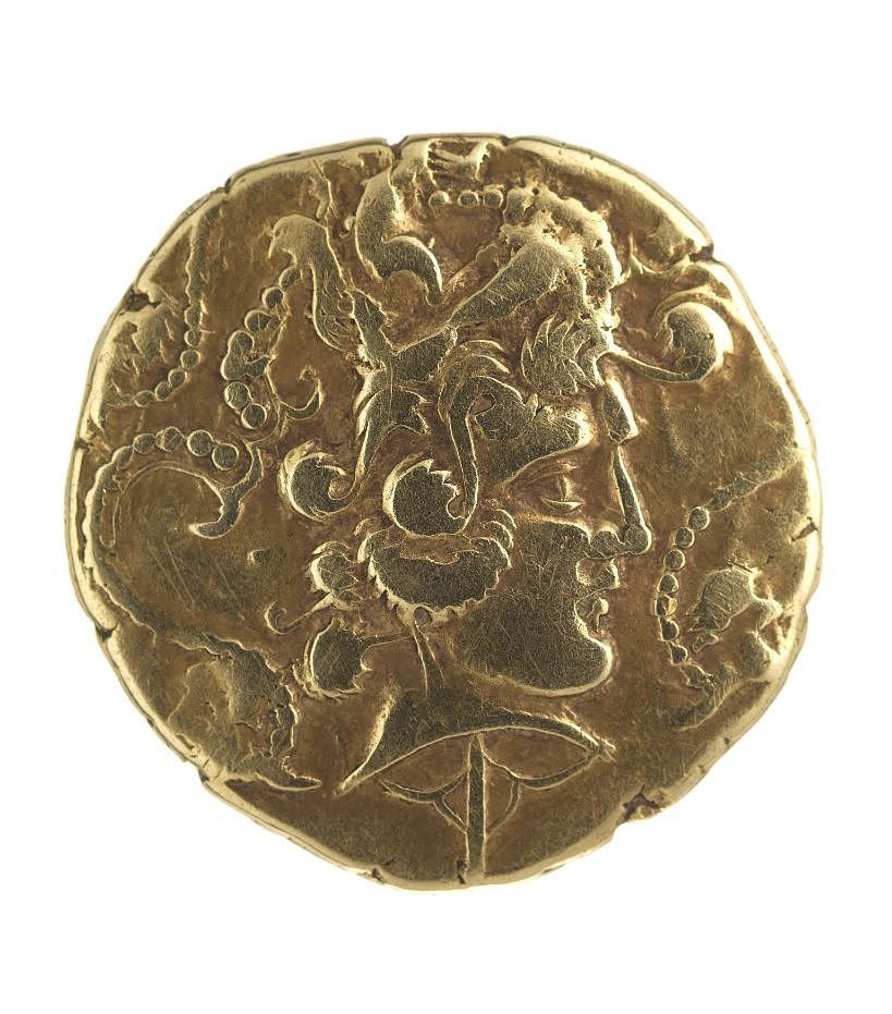 Gold Stater Of The Veneti  About 200