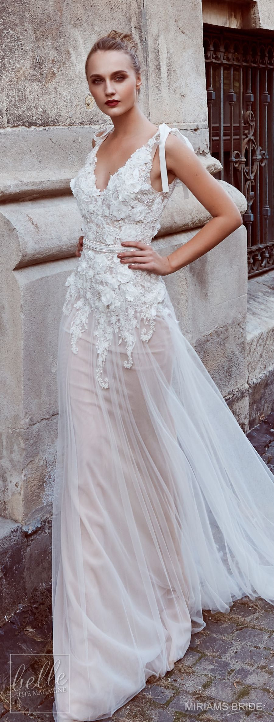 Wedding dresses by miriams bride collection stunning bridal