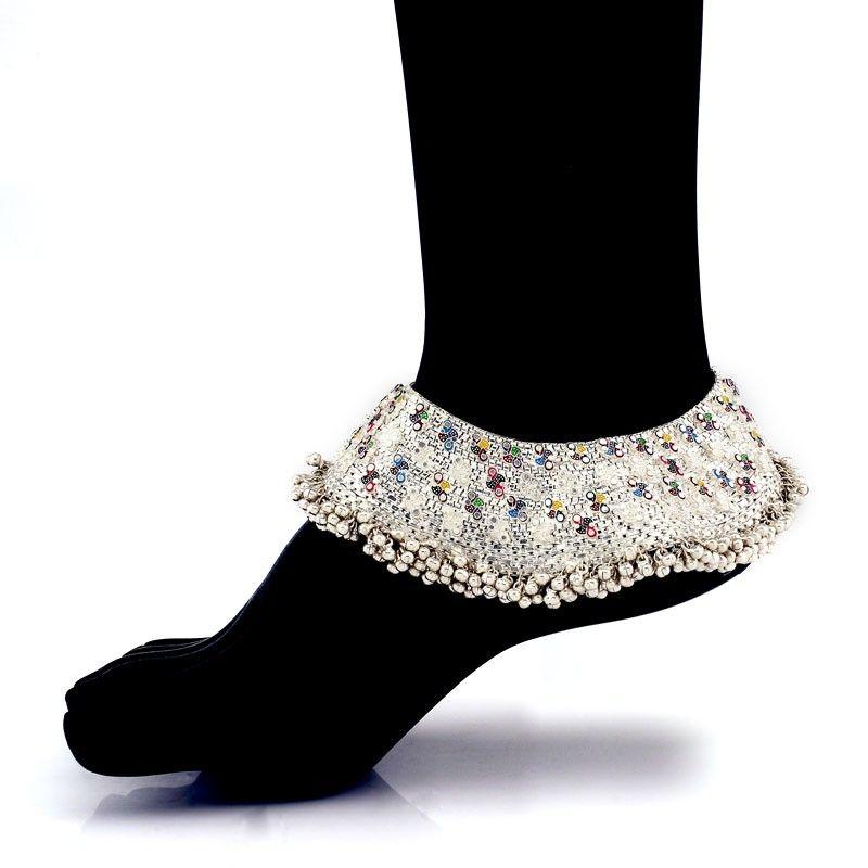 Anklet     GRT Jewellers ♀️Ankel Braclets♀ ♀️Payal ...