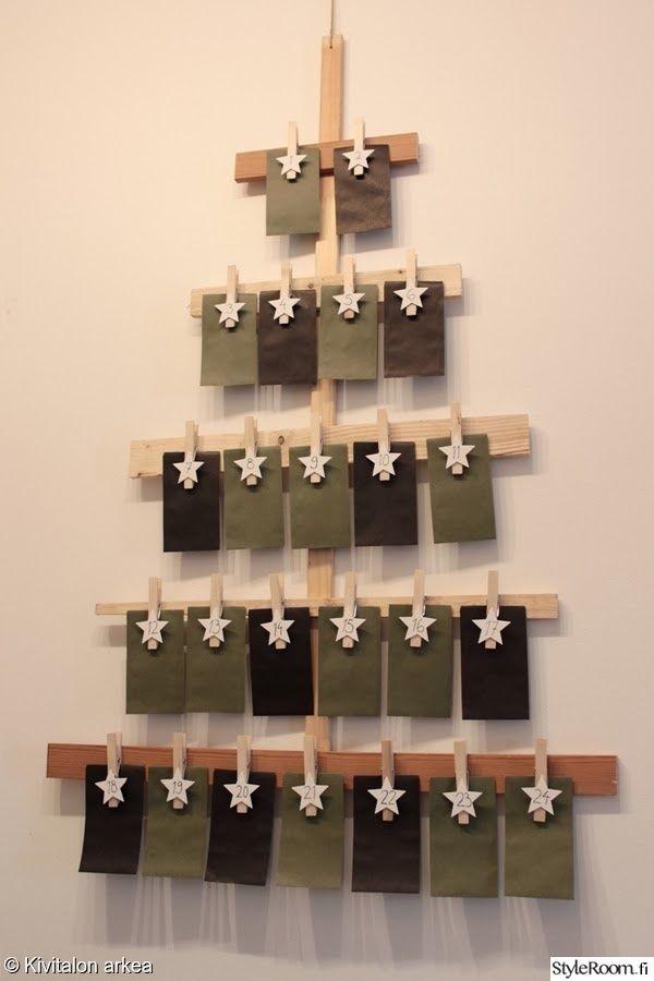 Onko joulukalenteri vielä hankkimatta? – Ei hätää: Näillä ohjeilla loihdit sen käden käänteessä