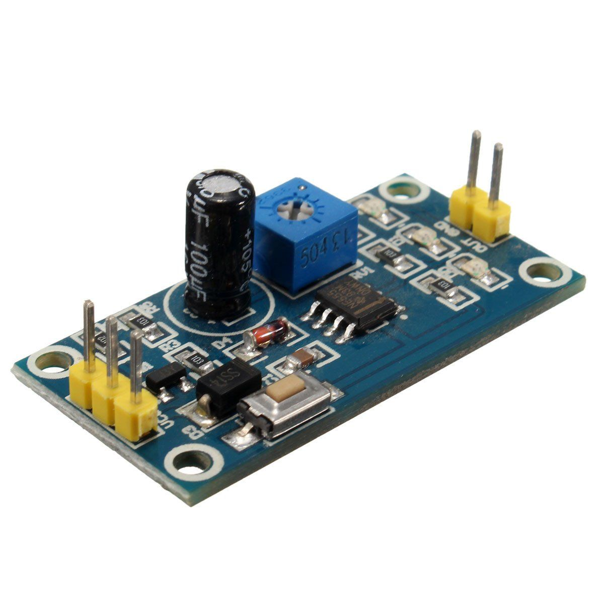 DC 1 Channel 1 Route IRF540 MOSFET Switch Module For Arduino