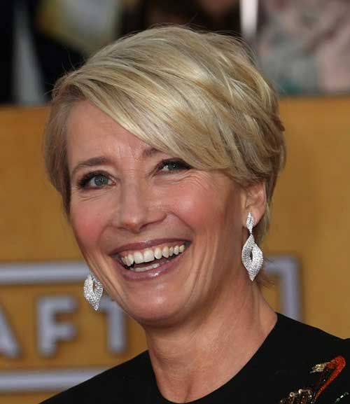 Beautiful Short Haircuts For Older Women The Best