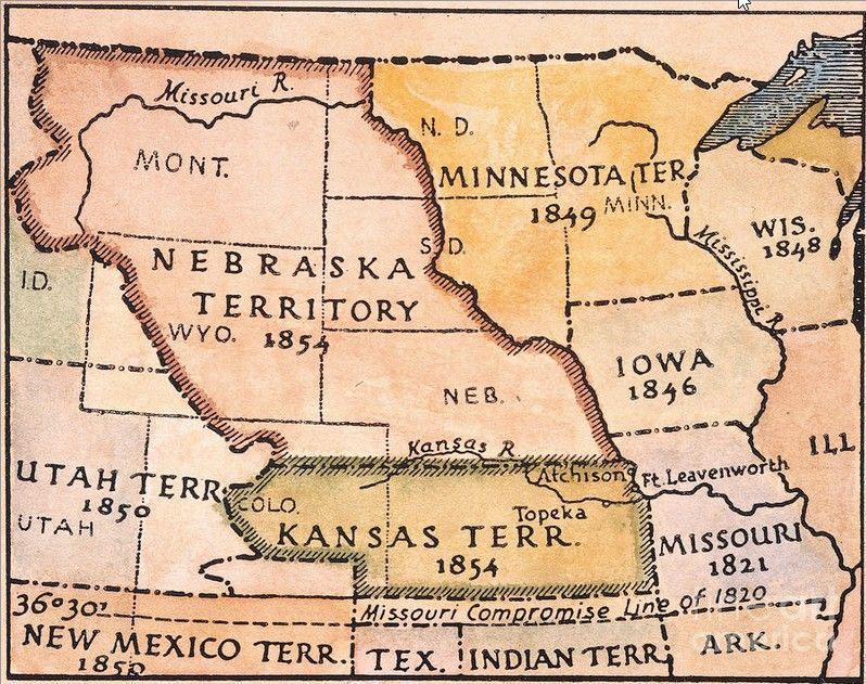 an analysis of the kansas nebraska act in the united states Late in the 1850s, sectional tension reached a boiling point in the united states test your understanding of the major factors: the publication of uncle tom's cabin, the kansas-nebraska act, the dred scott decision, and more.