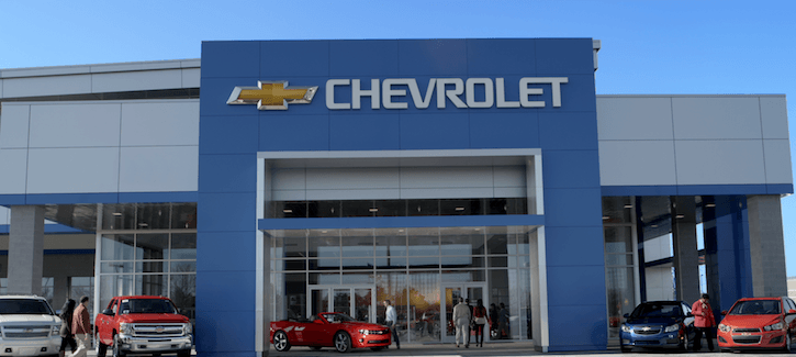 Chevrolet Dealership Uses Sms Contests To Generate Leads Chevy