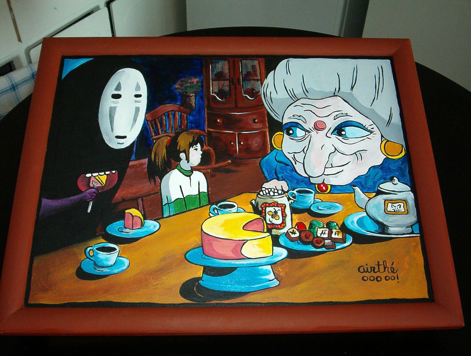Table à déjeuuner